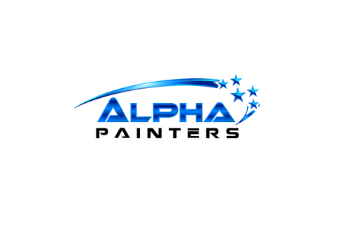 Alpha Painters A Logo, Monogram, or Icon  Draft # 191 by jackHmill