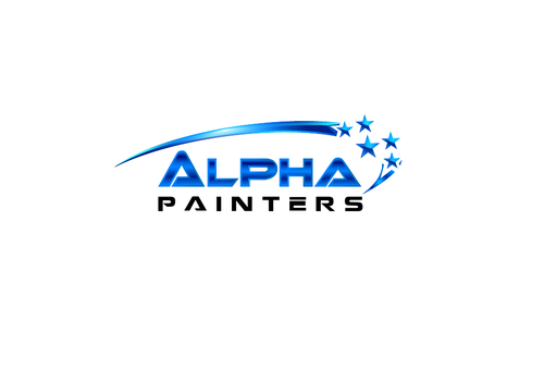 Alpha Painters A Logo, Monogram, or Icon  Draft # 192 by jackHmill