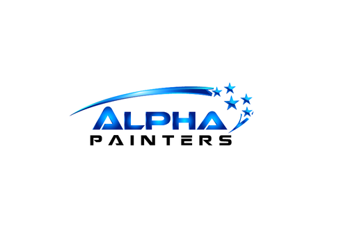 Alpha Painters A Logo, Monogram, or Icon  Draft # 193 by jackHmill