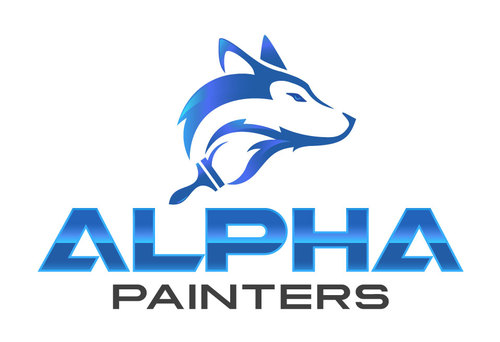 Alpha Painters A Logo, Monogram, or Icon  Draft # 195 by kreativeGURU
