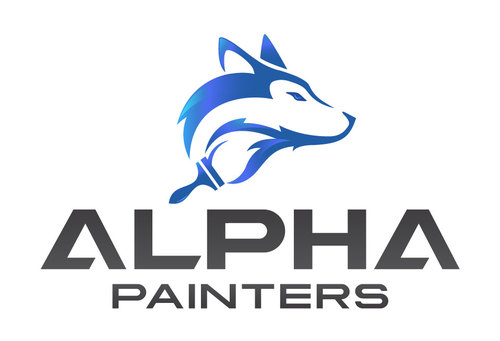 Alpha Painters A Logo, Monogram, or Icon  Draft # 198 by kreativeGURU