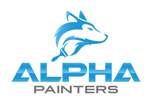 Alpha Painters A Logo, Monogram, or Icon  Draft # 199 by kreativeGURU