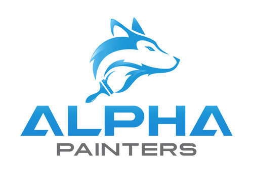 Alpha Painters A Logo, Monogram, or Icon  Draft # 200 by kreativeGURU