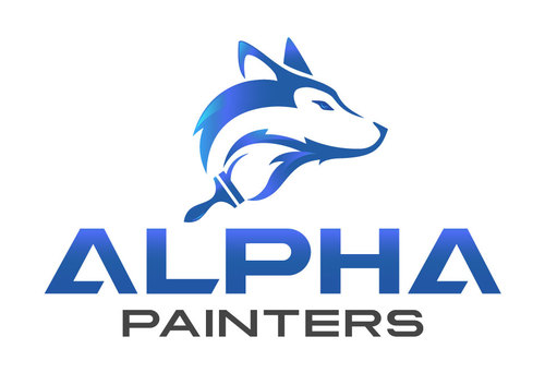 Alpha Painters A Logo, Monogram, or Icon  Draft # 201 by kreativeGURU