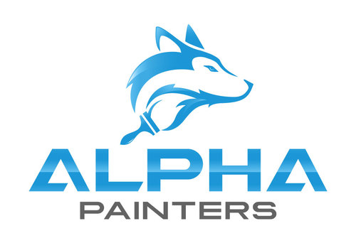 Alpha Painters A Logo, Monogram, or Icon  Draft # 203 by kreativeGURU