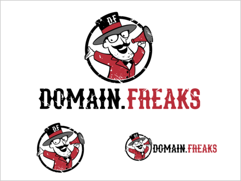 Domain Freaks A Logo, Monogram, or Icon  Draft # 78 by thebullet