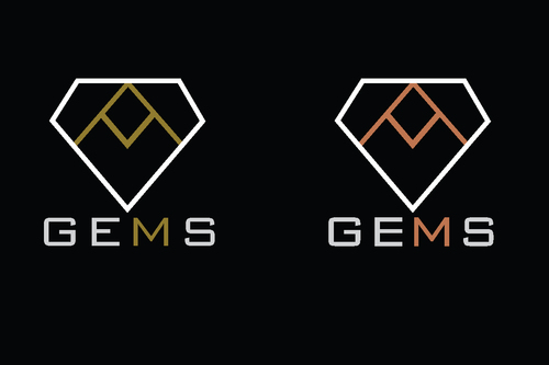 AM Gems A Logo, Monogram, or Icon  Draft # 138 by TheTanveer