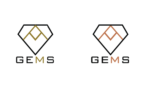 AM Gems A Logo, Monogram, or Icon  Draft # 140 by TheTanveer