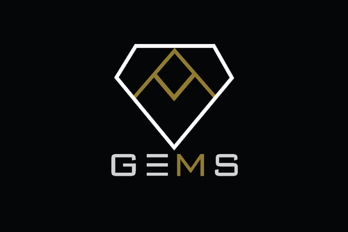 AM Gems A Logo, Monogram, or Icon  Draft # 141 by TheTanveer