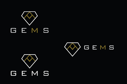 AM Gems A Logo, Monogram, or Icon  Draft # 144 by TheTanveer