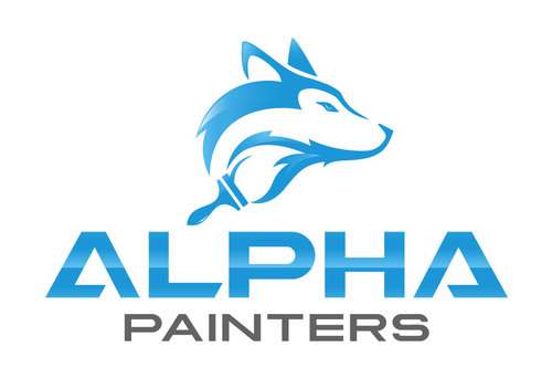Alpha Painters A Logo, Monogram, or Icon  Draft # 209 by kreativeGURU