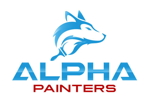 Alpha Painters A Logo, Monogram, or Icon  Draft # 211 by kreativeGURU