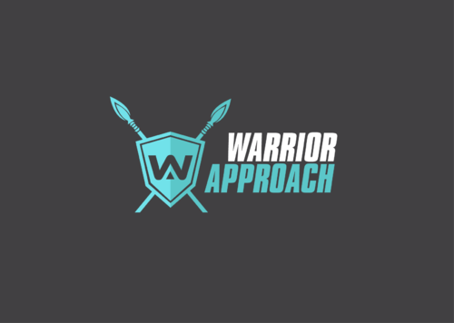 Warrior Approach A Logo, Monogram, or Icon  Draft # 48 by hawkart