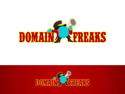 Domain Freaks A Logo, Monogram, or Icon  Draft # 83 by sergiulazin