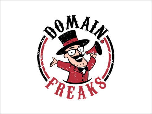 Domain Freaks A Logo, Monogram, or Icon  Draft # 85 by thebullet