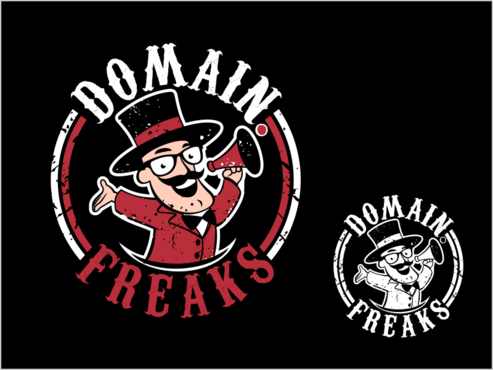 Domain Freaks A Logo, Monogram, or Icon  Draft # 86 by thebullet