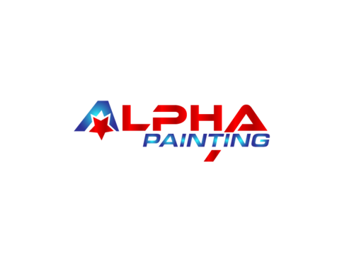 Alpha Painters A Logo, Monogram, or Icon  Draft # 221 by mozil