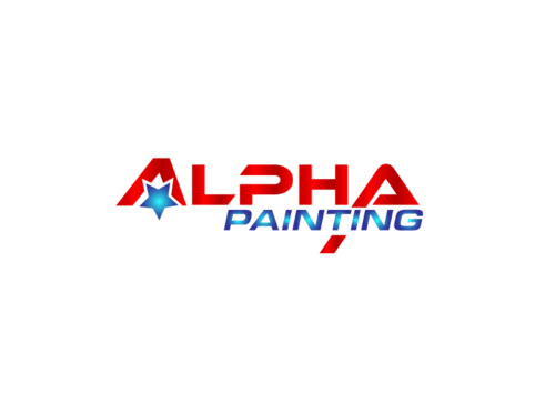 Alpha Painters A Logo, Monogram, or Icon  Draft # 222 by mozil