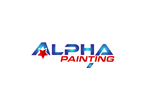 Alpha Painters A Logo, Monogram, or Icon  Draft # 223 by mozil