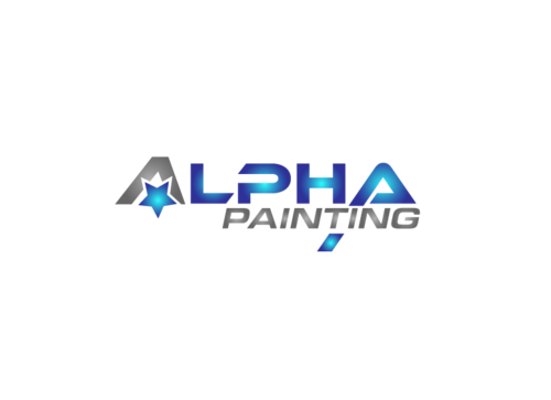 Alpha Painters A Logo, Monogram, or Icon  Draft # 224 by mozil