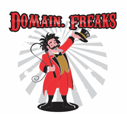 Domain Freaks A Logo, Monogram, or Icon  Draft # 95 by UDINNUSANTARA