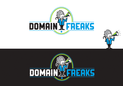 Domain Freaks A Logo, Monogram, or Icon  Draft # 103 by mnorth