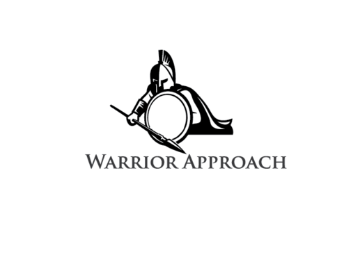 Warrior Approach A Logo, Monogram, or Icon  Draft # 67 by kheda