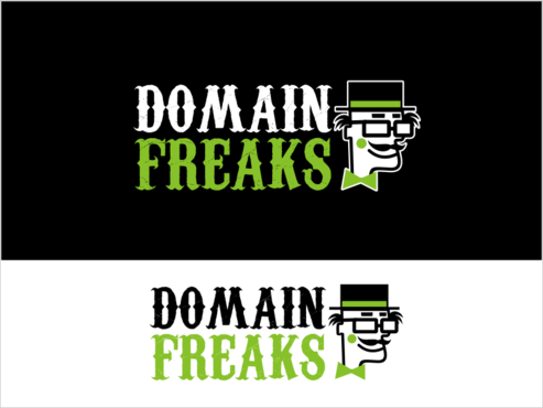 Domain Freaks A Logo, Monogram, or Icon  Draft # 111 by thebullet