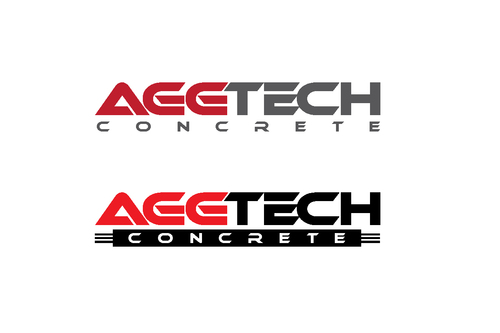 AggTech Concrete A Logo, Monogram, or Icon  Draft # 12 by TheTanveer