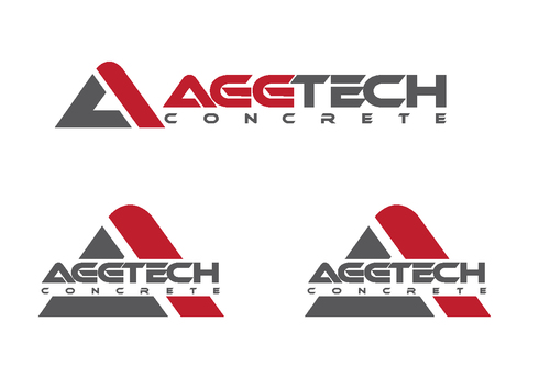 AggTech Concrete A Logo, Monogram, or Icon  Draft # 13 by TheTanveer