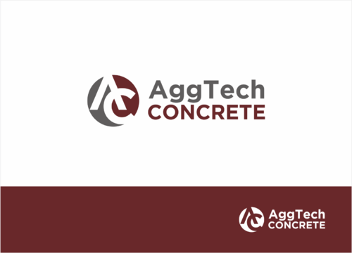 AggTech Concrete A Logo, Monogram, or Icon  Draft # 31 by dhira