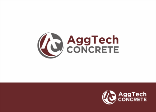 AggTech Concrete A Logo, Monogram, or Icon  Draft # 32 by dhira