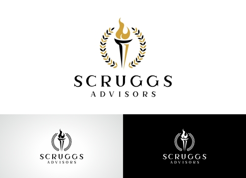 Scruggs Advisors  A Logo, Monogram, or Icon  Draft # 14 by Adwebicon