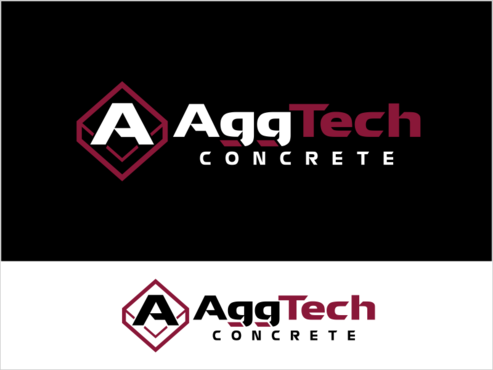 AggTech Concrete A Logo, Monogram, or Icon  Draft # 61 by thebullet