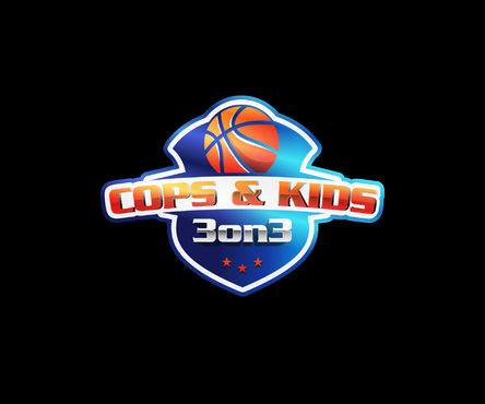Cops & Kids 3 on 3  A Logo, Monogram, or Icon  Draft # 16 by Jake04