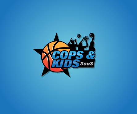 Cops & Kids 3 on 3  A Logo, Monogram, or Icon  Draft # 17 by Jake04