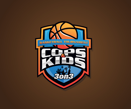 Cops & Kids 3 on 3  A Logo, Monogram, or Icon  Draft # 20 by Jake04