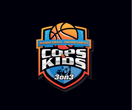 Cops & Kids 3 on 3  A Logo, Monogram, or Icon  Draft # 21 by Jake04