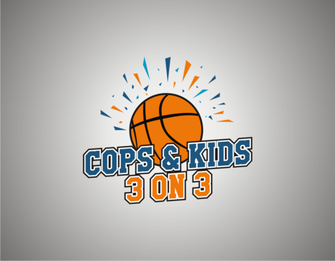 Cops & Kids 3 on 3  A Logo, Monogram, or Icon  Draft # 23 by simpleway