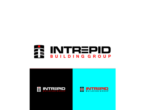 Intrepid Building Group A Logo, Monogram, or Icon  Draft # 14 by digebyor