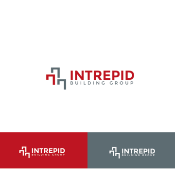 Intrepid Building Group A Logo, Monogram, or Icon  Draft # 36 by ExBatallion