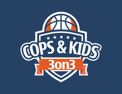 Cops & Kids 3 on 3  A Logo, Monogram, or Icon  Draft # 27 by Nicanice