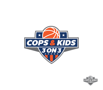 Cops & Kids 3 on 3  A Logo, Monogram, or Icon  Draft # 29 by Jam355