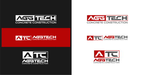 Design by decentdesign For Logo for a Concrete Construction Company
