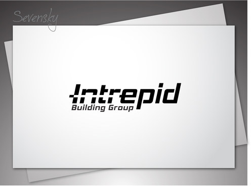 Intrepid Building Group A Logo, Monogram, or Icon  Draft # 619 by sevensky