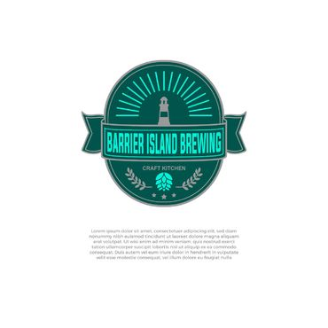 Barrier Island Brewing A Logo, Monogram, or Icon  Draft # 239 by slaptheass