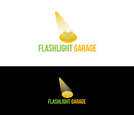 Flashlight Garage A Logo, Monogram, or Icon  Draft # 15 by DiscoverMyBusiness