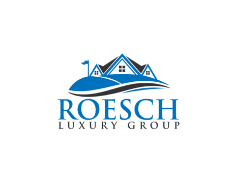 Roesch Luxury Group A Logo, Monogram, or Icon  Draft # 43 by Krizzy