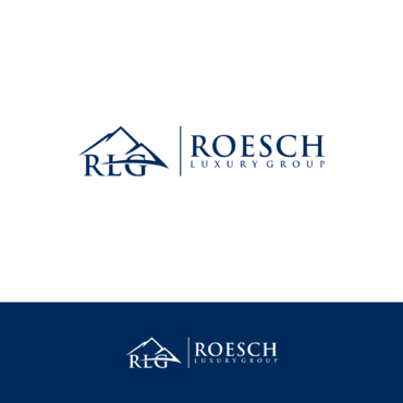 Roesch Luxury Group A Logo, Monogram, or Icon  Draft # 44 by khafib
