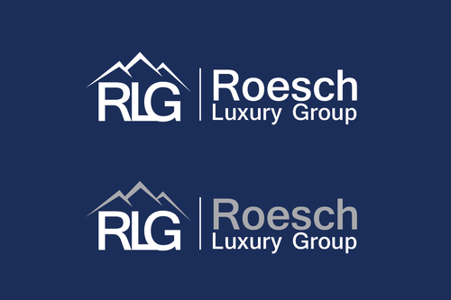 Roesch Luxury Group A Logo, Monogram, or Icon  Draft # 49 by TheTanveer